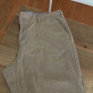 Jcrew factory men's khaki shorts